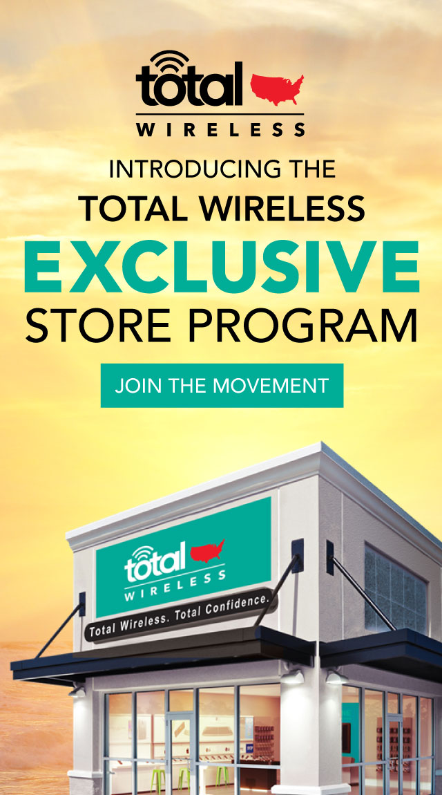 Total Wireless Exclusive Store