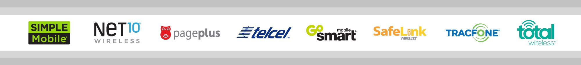 Tracfone Exclusive Brands